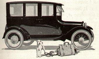 1920 Dodge 4 Door1920