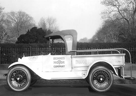 1920 Dodge-Bros