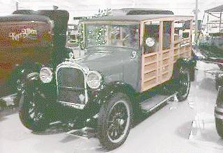 1926 Dodge truckDepotHack4cyl