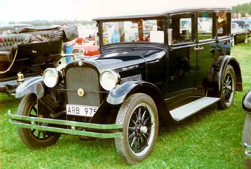 1927 Dodge Brothers Series 124 sedan