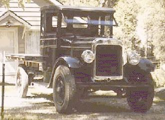 1928 Dodge 34tonflatbed6cyl4spd