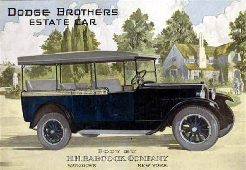1928 Dodge-Brothers