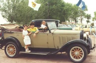 1928 Dodge Victory, Phaeton Argentina