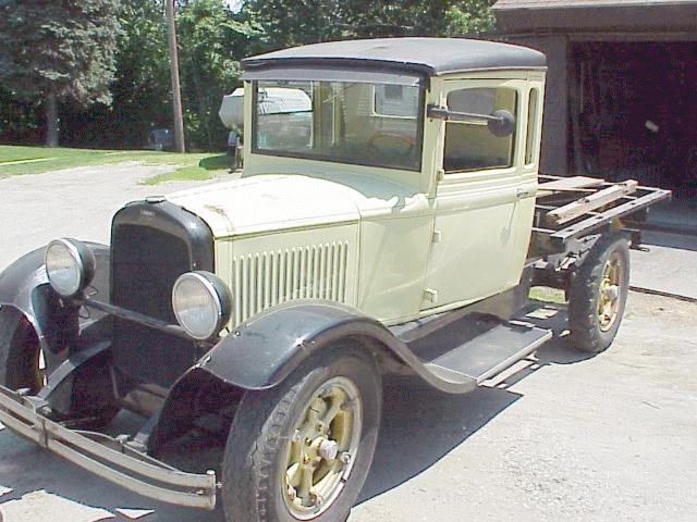 1929 Dodge 1ton6cyl 1929