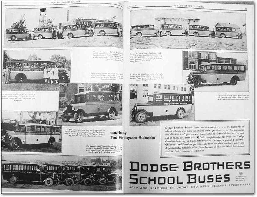 1929 Dodge Brothers ad