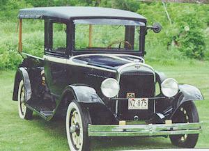 1930 Dodge Expresstruck 40