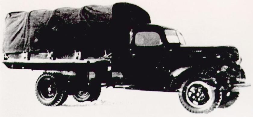 1932 Dodge ddwf