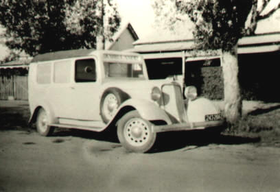 1933 Dodge DR Chev Goulburn Valley 2 web