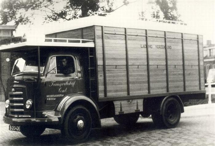 1934 Commer karrier B-20426