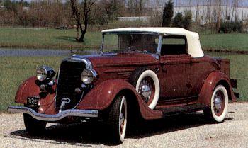 1934 Dodge convert