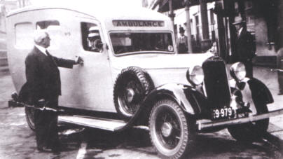 1935 Dodge DP