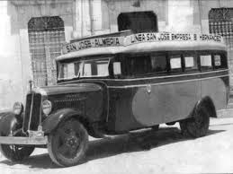 1935 Fargo coach Spain