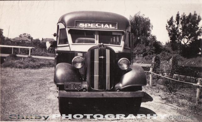 1936 Henson's Dodge AUS