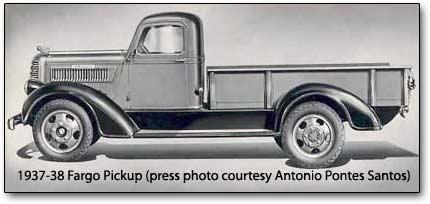 1937-38 Fargo-pickup