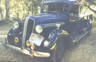1937 Dodge 1ton 9ftbedpickup