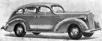 1937 Dodge sedan 1