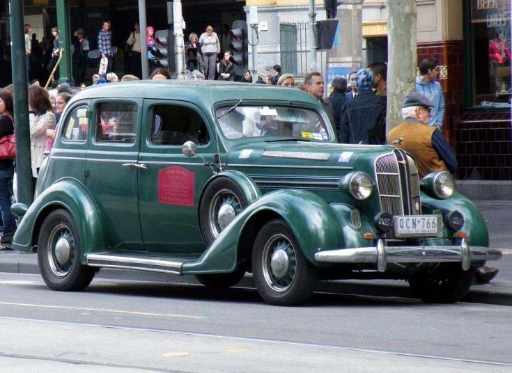 1937 Dodge Victory