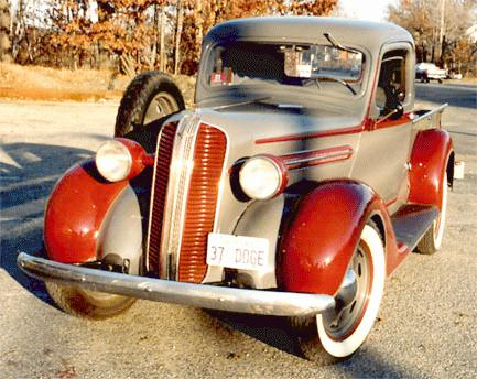 1937 dodge1,2ton pickup2