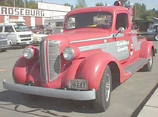 1938 Dodge 1tontowtruck6cyl3spd