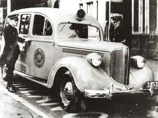 1938 Dodge D8 Melbourne