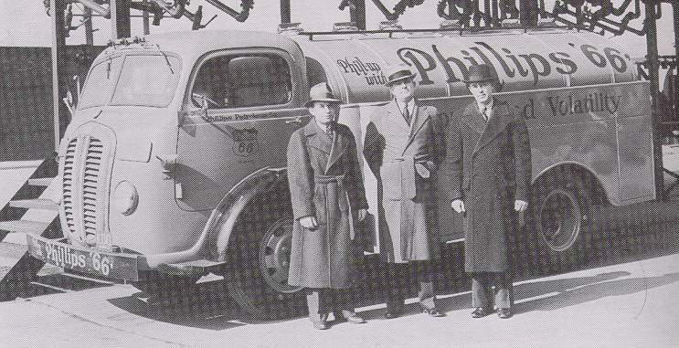1938 dodge tanker 1938