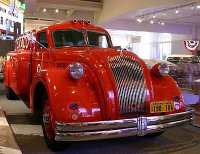 1939 Dodge Airflow Tanker Truck