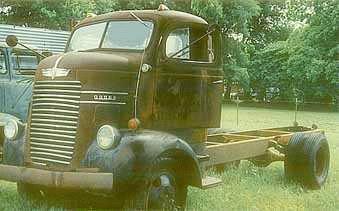 1939 dodge cabover