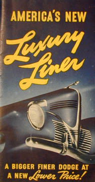 1939 Dodge cover
