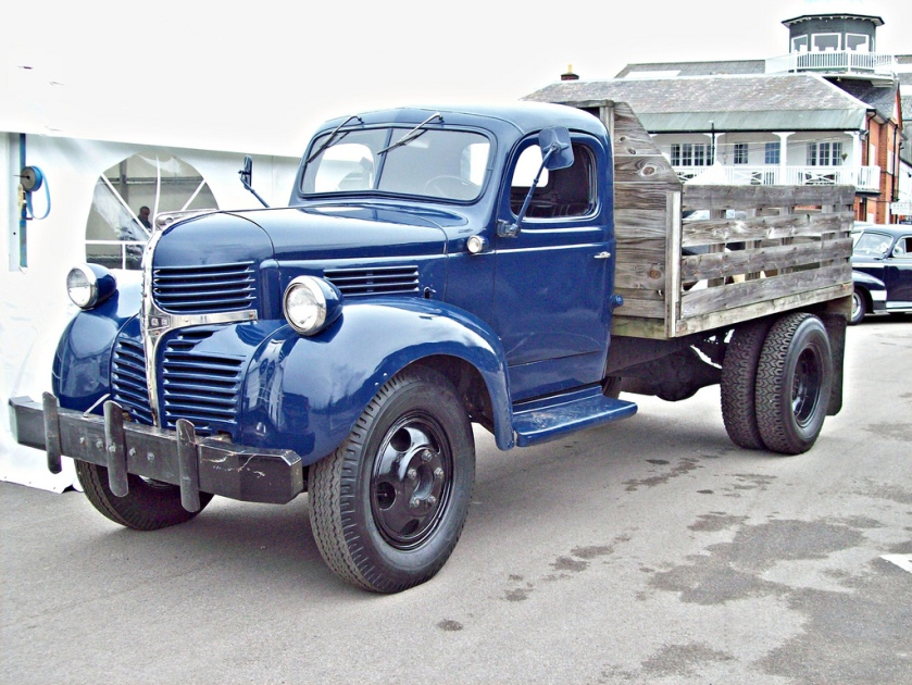1939 Dodge Stake bed Pick Up