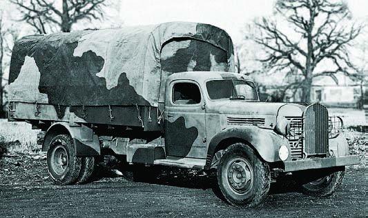 1939 Dodge VK62B