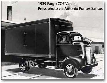 1939 Fargo-COE-van