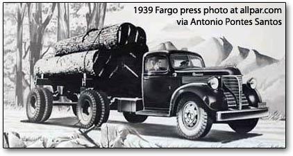 1939 fargo