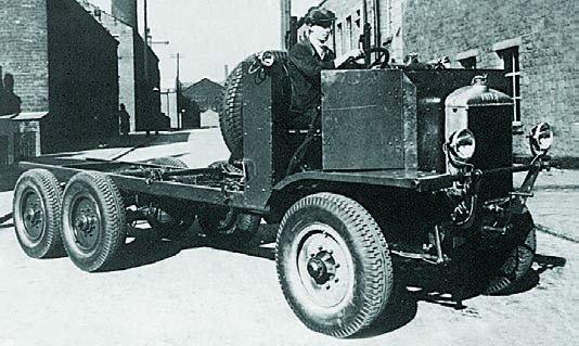 1939 Karrier СК-6, 6x6