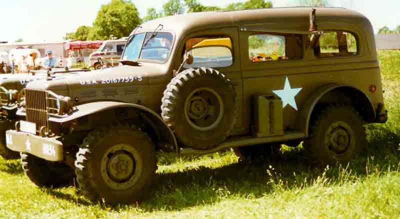 1940-45 Dodge WC53