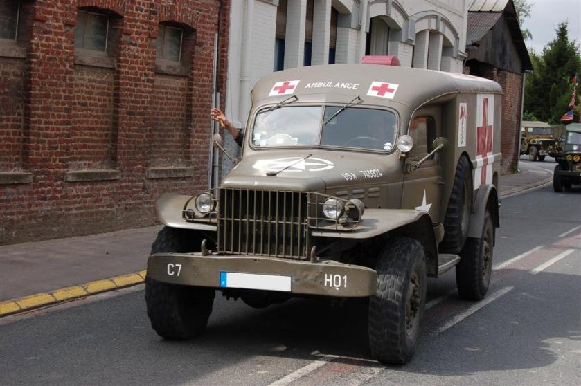 1940-45 Dodge wc54