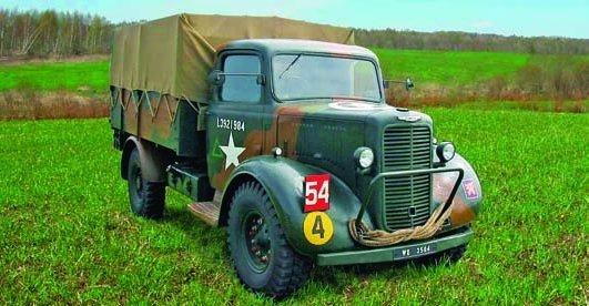 1940 Commer Q4