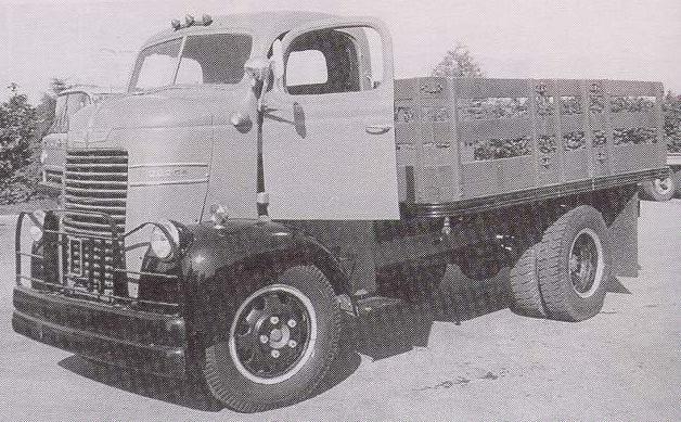 1940 dodge 15ton COE