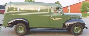 1940 Dodge panel 6cyl