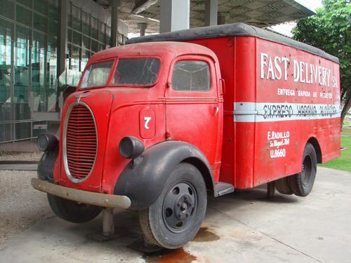 1940 FARGO Fast Delivery Truck