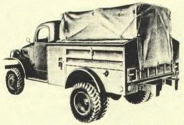1941 Dodge ddWC20