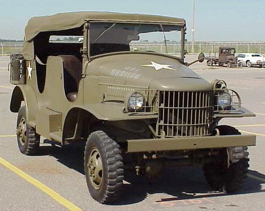 1941 Dodge ddWC21 6cyl230