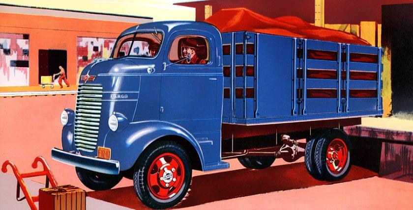 1941 fargo blue coe
