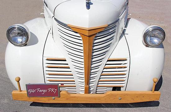 1941 Fargo FK7