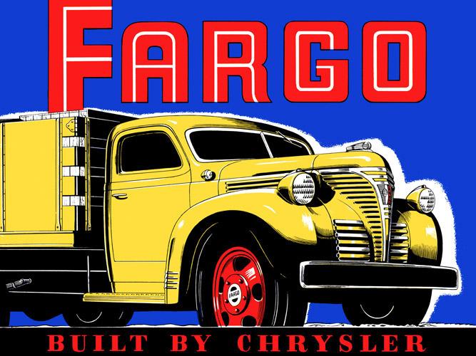 1941 fargo