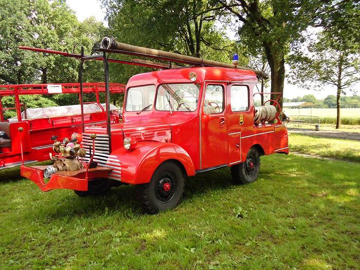 1942 Dodge Beep brandweerwagen  NJ-22-40