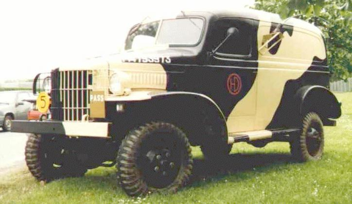 1942 Dodge ddWC42