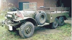 1942 Dodge ddWC63 90PS
