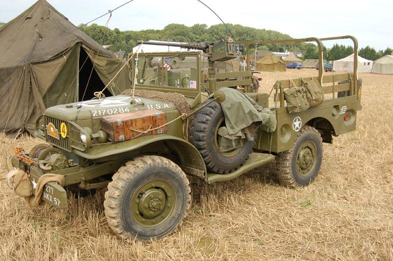 1942 Dodge WC-52