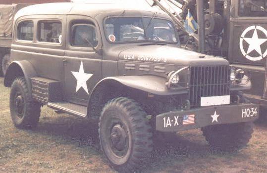 1942 Dodge wc53 1