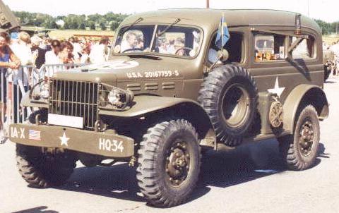 1942 Dodge wc53 2